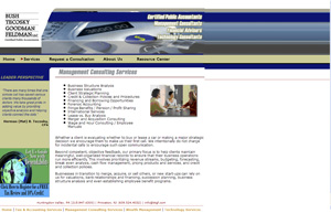 BTGF old website